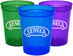 16oz Translucent Stadium Cups